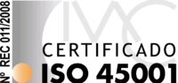 011-2008 ISO 45001 REC